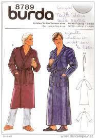 patron robe de chambre femme gratuit couture robe de chambre