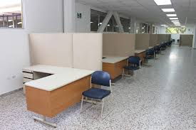 Recycling Office Furniture by El Salvador University Students Faculty Benefit From Furniture