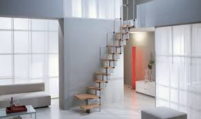 Small Space Stairs - how to use small spaces under stairs rumah minimalis tiny