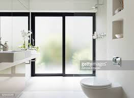 Frosted Glass For Bathroom Frosted Glass Stock Photos And Pictures Getty Images