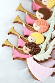 Decorating With Royal Icing Best 25 Angel Cookies Ideas On Pinterest Pioneer Woman Cookies