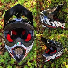 evs motocross helmet fresh dirt msr fastway agv pirelli evs dirt rider