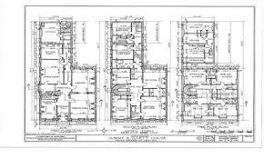 historical house plans historical floor plans fold away kitchen table exterior door trim
