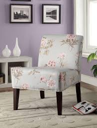 Pink Accent Chair Abadou Premier Madrid Barrel Chair Velvet Pink - Floral accent chairs living room