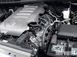 toyota tundra hp and torque 2010 toyota tundra 4 6l v8 engine review four wheeler magazine