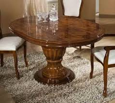 dinning expandable round dining table dining room table and chairs