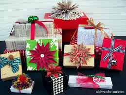 Beautifully Wrapped Gifts - older and wisor pimping yo u0027 presents tip 2 use what you u0027ve got