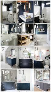 blue bathrooms decor ideas navy bathroom decorating ideas navy bathroom blue walls and vanities
