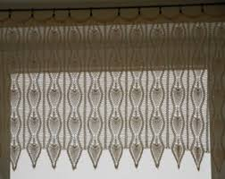 Free Curtain Patterns 34 Patterns For Crochet Curtains Inhabit Zone