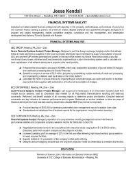 sle resume for business analyst fresher resume document margins business analyst sle resume finance summary exles exle