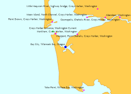 Oregon Tide Tables Bay City Tillamook Bay Oregon Tide Chart