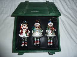 image collection glass snowman christmas ornaments all can