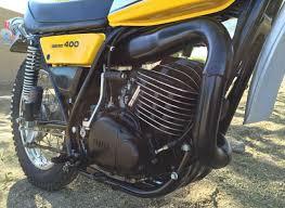 595 miles u2013 1975 yamaha dt400 bike urious
