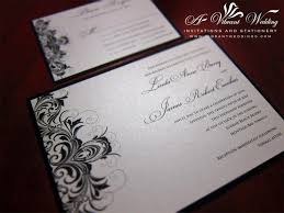 silver wedding invitations silver wedding invitations afoodaffair me