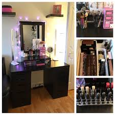 Vanity Case Beauty Studio Room Tour Office Recording Studio Makeup Vanity Collection