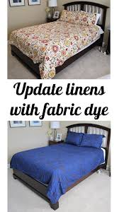 how to overdye a bedspread of decorating