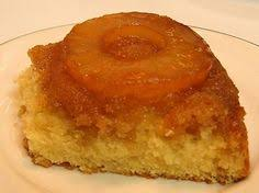 pineapple upside down cake in a cast iron skillet recipe