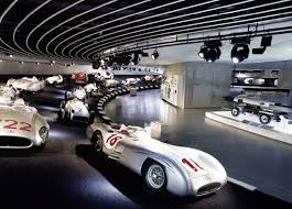 mercedes museum stuttgart interior pics aplenty mercedes benz museum showcases 120 years of automotive