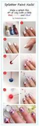20 quick and easy nail art ideas ever seen u2013 oddmenot