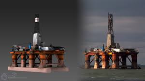 new offshore drilling rig scenario ecdis ltd ecdis training