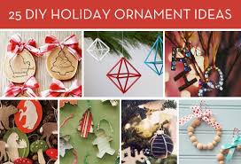 roundup 25 diy ornament ideas for the holidays curbly
