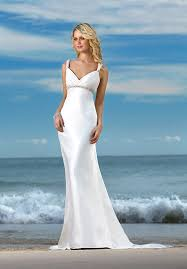 beach style wedding dresses beach wedding dress for the rock and