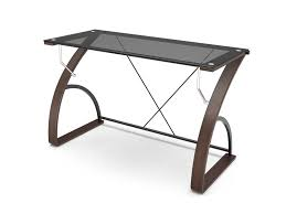 Glass L Shaped Computer Desk by Home Office U2013 Z Line Designs Inc