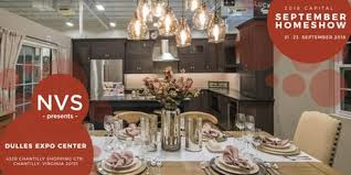 2017 Fall Capital Home Show with NVS Kitchen and Bath Tickets Fri