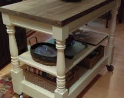 custom made kitchen island kitchen island etsy