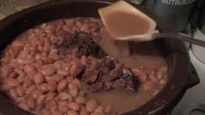 015 pinto beans and smoked neck bones on cooking with kay youtube