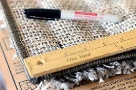 How To Clean A Long Shaggy Rug How To Trim A Shag Rug