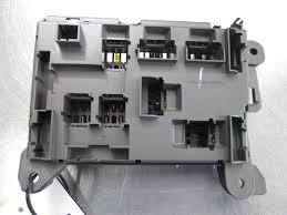 powerblock black friday power block fuse u0026 relay box trunk 61146931687 oem bmw x5 x6 e70