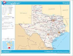 Lubbock Zip Code Map by Texas Maps