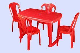 plastic table with chairs cross leg dining table nilkamal dining tables andheri west
