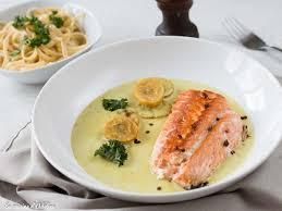 cuisiner pavé saumon pavé de saumon au lait de coco la cuisine d adeline