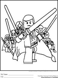 free cartoon activity pages star wars coloring pages