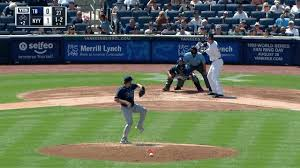 yankees rookies first in history to hit back to back home runs in