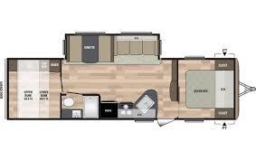 Keystone Rv Floor Plans 2018 Keystone Rv Springdale Summerland 2960bh Bunk House Travel