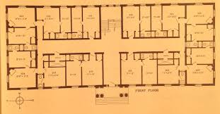 Dormitory Floor Plans Rauner Special Collections Library Spare Room