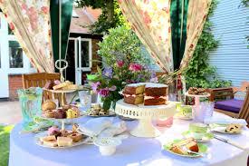 very english simply splendid living english afternoon tea