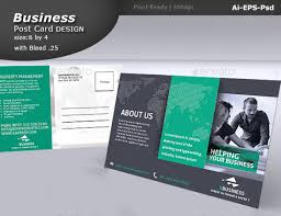 26 postcard design templates free sle exle format