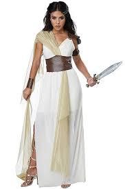 california costume spartan warrior queen womens halloween