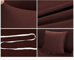 Stretch Sofa Covers by Spandex Stretch Sofa Cover Big Elasticity 100 Polyester Couch
