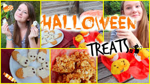 diy cute and easy halloween treats youtube