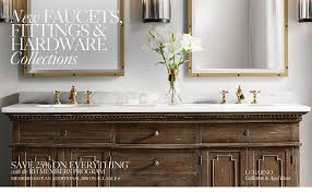 Restoration Hardware Kitchen Faucet by Bath Faucets Fittings U0026 Hardware Collections Rh