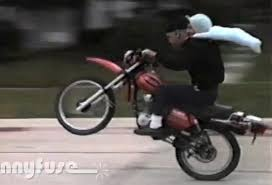Halloween Motorcycle Costume Creepy Motorcycle Man Baby Costume Video Daily Picks