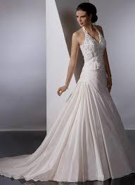 Halter Wedding Dresses Lace Halter Wedding Dress Naf Dresses