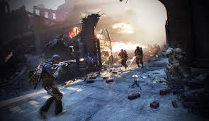 Tom Clancy S The Division Map Size Tom Clancy U0027s The Division On Steam