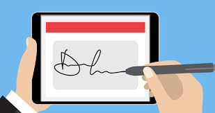 I Messed Up My Signature - how to add your signature to electronic documents techlicious