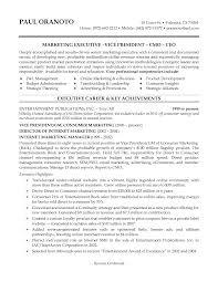Mba Resume Example by 74 Sample Marketing Resume 3 Gregory L Pittman Edward Jones